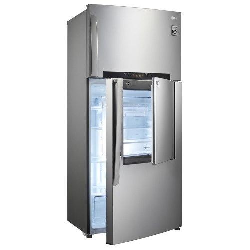 Elektra en Mercado Libre: refrigerador LG 18 Pies