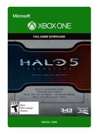 Cdkeys.com: Halo 5 Guardián Digital Deluxe Edition