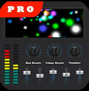 Google Play: Equalizer Bass Booster Pro