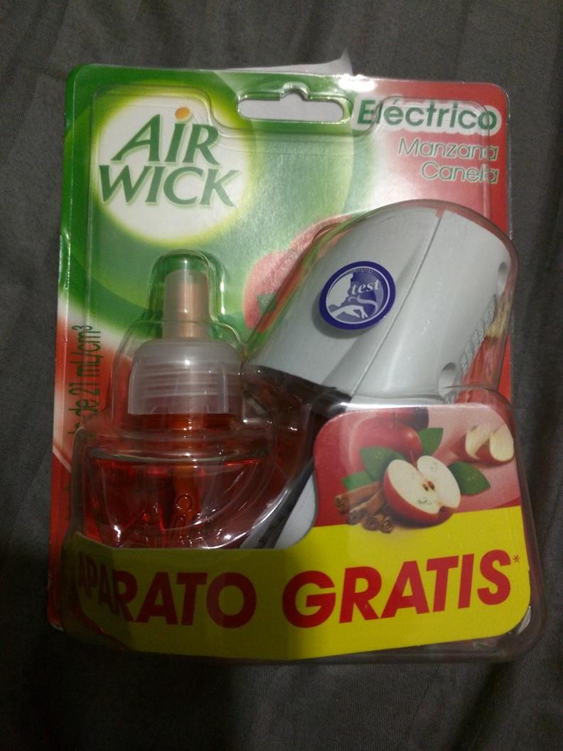 Soriana Hiper Ixtapaluca: Aromatizante Air Wick Manzana Canela de $62 a $6.20