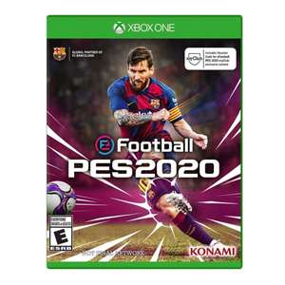 Pro Evolution Soccer 2020 Xbox One Físico