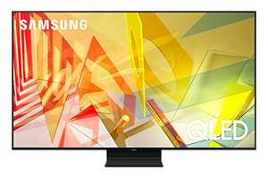 "Amazon: TV Samsung 65"" 4K UHD Smart Tv QLED QN65Q90TAFXZX ( 2020 )"