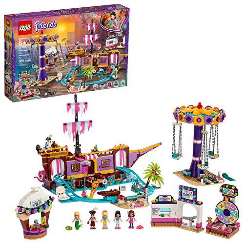 LEGO Friends (1251 Elementos) - Muelle de la Diversión de Heartlake City 41375
