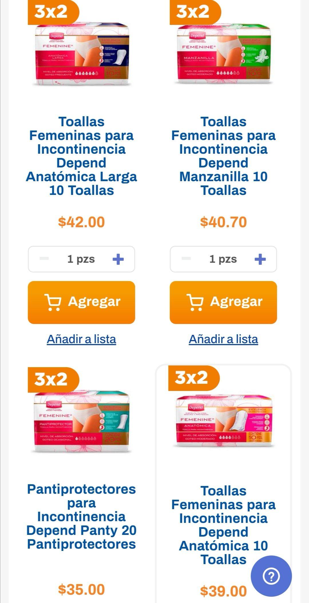 Chedraui: 3 x 2 en productos seleccionados marca Kimberly