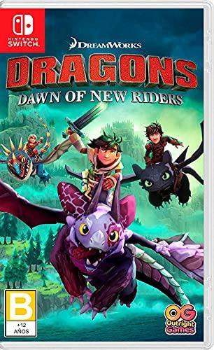Amazon: Dragons: Dawn of New Riders - Nintendo Switch - Standard Edition