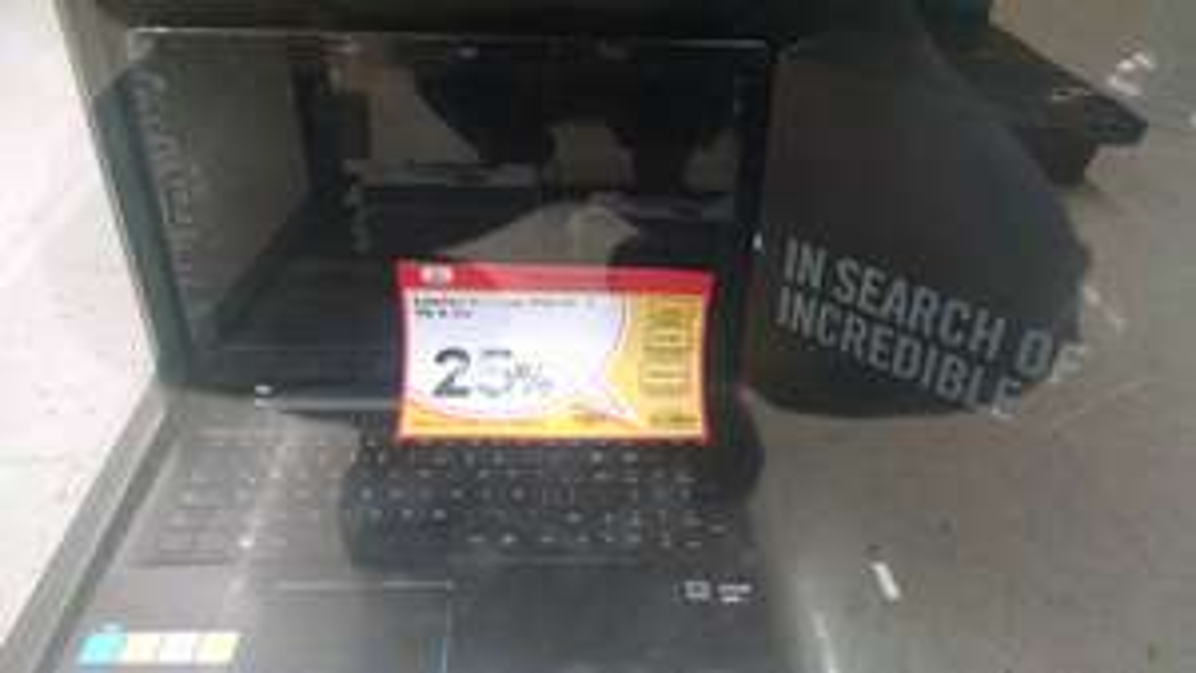 Chedraui: Lenovo 25% descuento