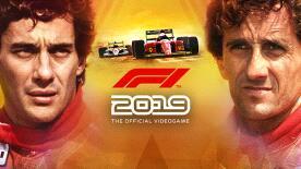 Fanatical: F1 2019 Legends Edition