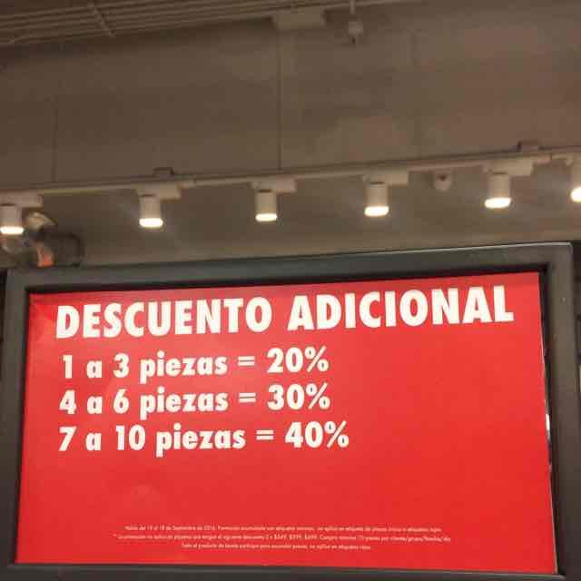 Descuentos en tienda Nike hilvana de Querétaro