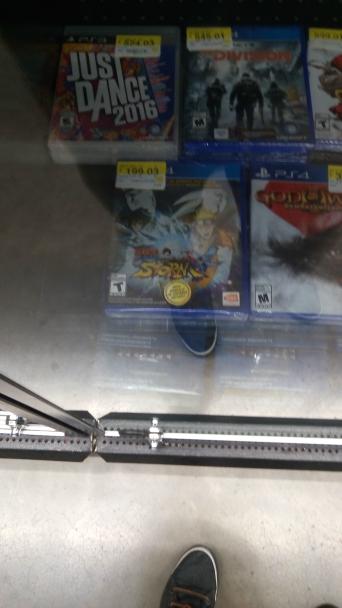 Bodega Aurrerá: Naruto Shippuden Ninja Storm 4 para PS4 a $199.03