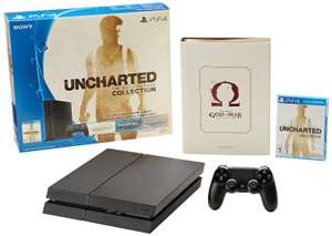 Amazon: PlayStation 4 Bundle Uncharted:The Nathan Drake Collection $5669.10 con Banamex (Precio normal $6299)