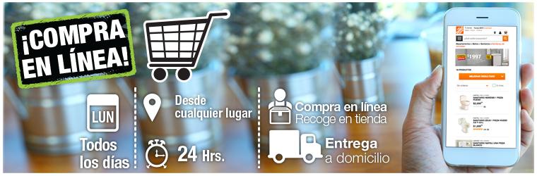Home Depot tienda física y en línea:: Lavadora automatica 18kg + Secadora de gas 18kg ambas WHIRLPOOL a $11,999 ($10,799 con Banamex)
