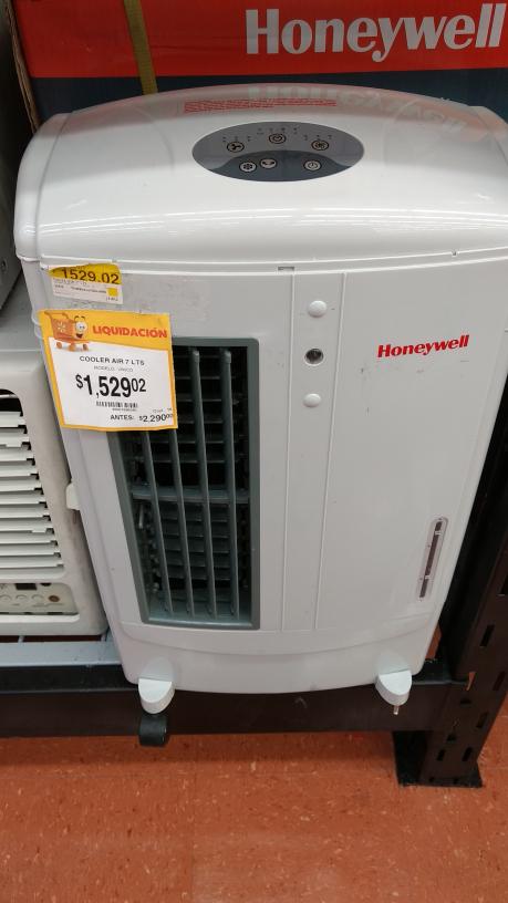 Walmart Plaza Galerias Pto Vallarta: Cooler Air Honeywell 7lts a $1,529.02
