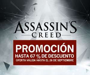 Playstation Network - Assassin's Creed sale , juegos hasta con 67% de descuento