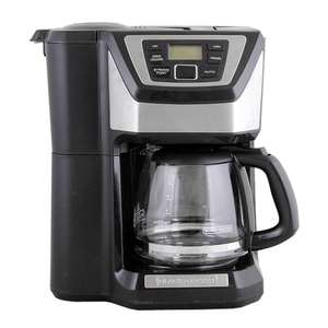 Walmart: Cafetera automática Black and Decker con molino integrado a $990