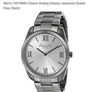 Amazon USA: Reloj Kenneth Cole (hombre) a $980.15