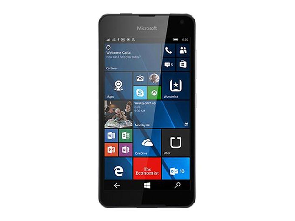 Liverpool online: Lumia 650 de $4399 a $2299