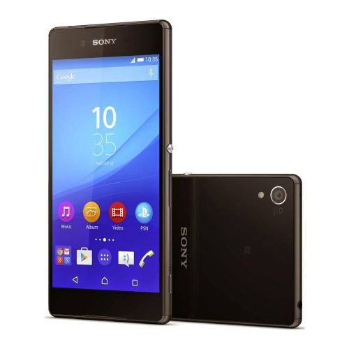 Walmart en línea: Smartphone Sony Xperia Z3 Plus Dual 16 GB Negro Desbloqueado