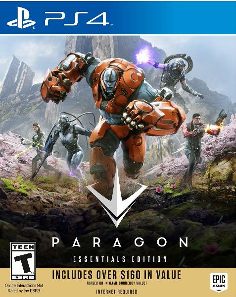 Amazon: Paragon para PS4 a $399