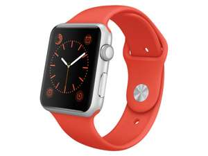 LIVERPOOL: APPLE WATCH AHORA EN COLOR NARANJA  38 MM A SOLO $3,399 PRIMERA VERSION Y 9 O 13 MSI