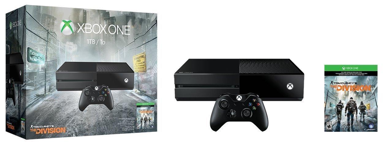 AMAZON MX: Xbox One Bundle Edition Tom Clancys The Division 1TB $5,850 con Banamex ($6,500 otros medios)