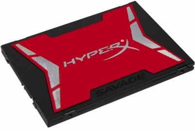 CyberPuerta: SSD Kingston HyperX Savage, 240GB (con primera compra $1,469)