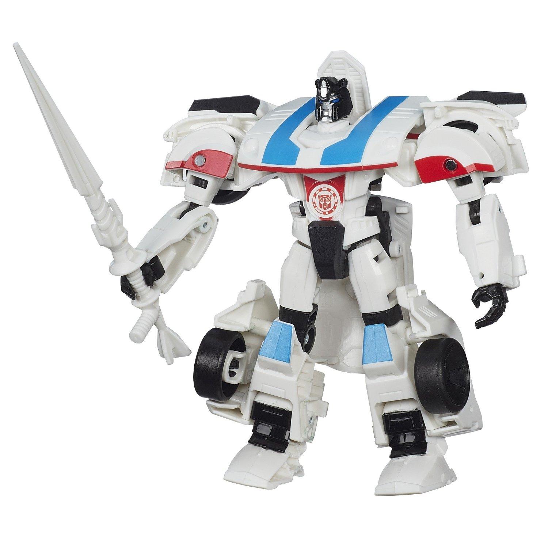 AMAZON: Transformers Figura Guerreros Autobot Jazz