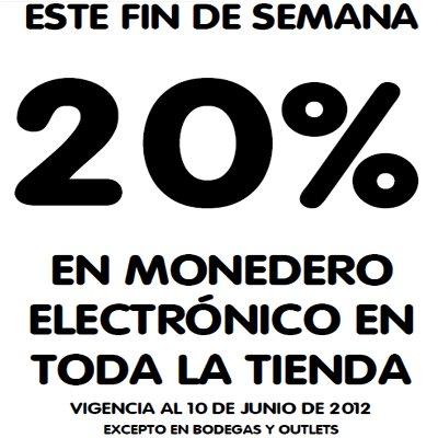 Juguetrón: 20% en monedero electrónico en toda la tienda