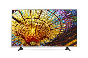 "Linio: LG 55"" 55UH615A 4K HDR Ultra HD modelo 2016 Smart TV Reacondicionada WebOS 3.0 $12,600 con Banamex"