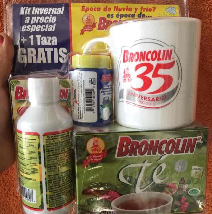 Bodega Aurrerá: Kit Broncolin a $50.01