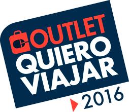 Outlet Quiero Viajar del 3 al 7 de octubre