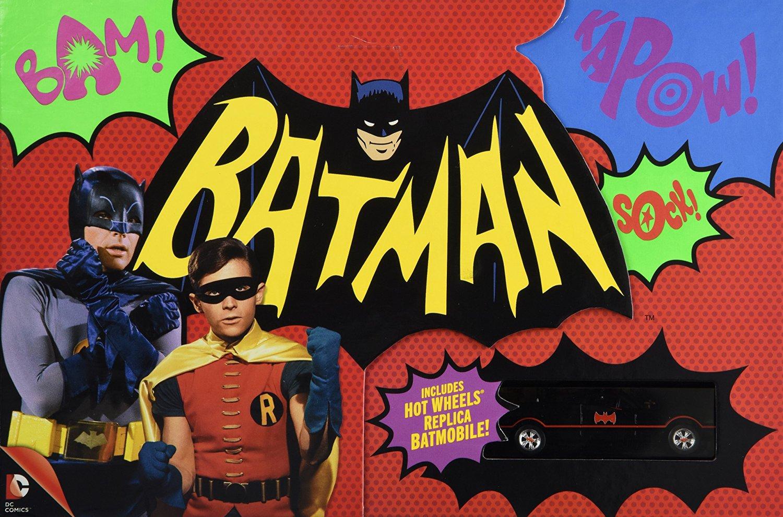 Amazon MX: serie de Batman Limited Edition Blu-ray incluye replica de Batmobile de $3,130.84 a $999.99