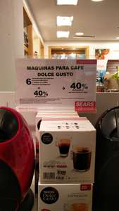 sears: maquinas dolce gosto