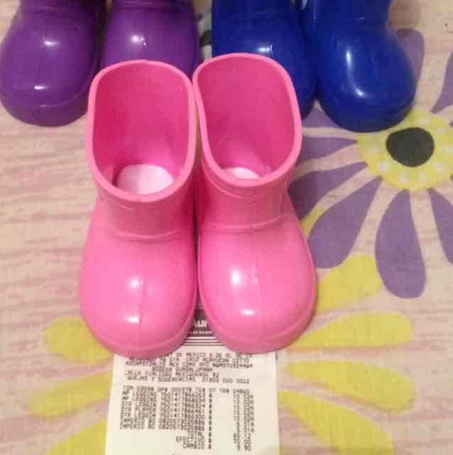Bodega Aurrerá: botitas imperio para bebés a $5.01