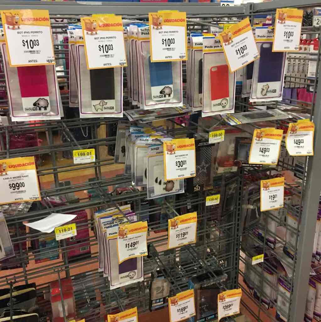 Walmart: fundas para celular, iPhone, Galaxy y más desde $10.03