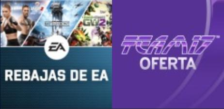 Playstation Store: EA Sale y Team17