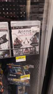 Walmart Cuatitlán: Assassin's Creed Ezio Trilogy a $199.01 para PS3