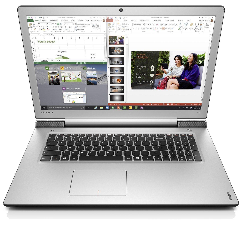 "Amazon: Laptop Lenovo 17.3"" FHD, Intel Core i5-6300HQ, 12 GB RAM, 1TB HDD + 128GB SSD, NVIDIA GeForce GT940M 2GB"