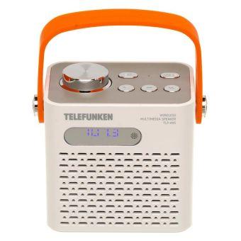 Linio: Bocina Radio Telefunken. Regresa más barata