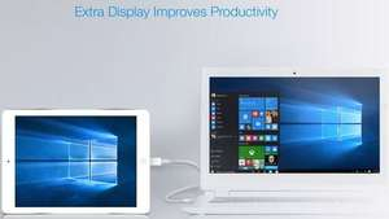 AppStore: Monitor secundario para PC o Laptop GRATIS