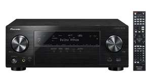 Amazon: Pioneer VSX-1130-K Receptor Audio/Video, 7.2 Canales, Bluetooth, Wi-Fi, Dolby Atmos, color Negro