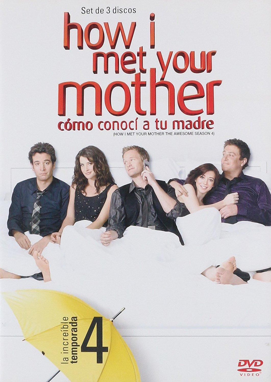 Amazon: Como conocí a tu madre 4ta Temporada en DVD a solo $36