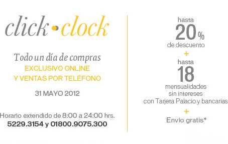 Palacio de Hierro: tienda online con 20% de descuento, 18 MSI y envío gratis