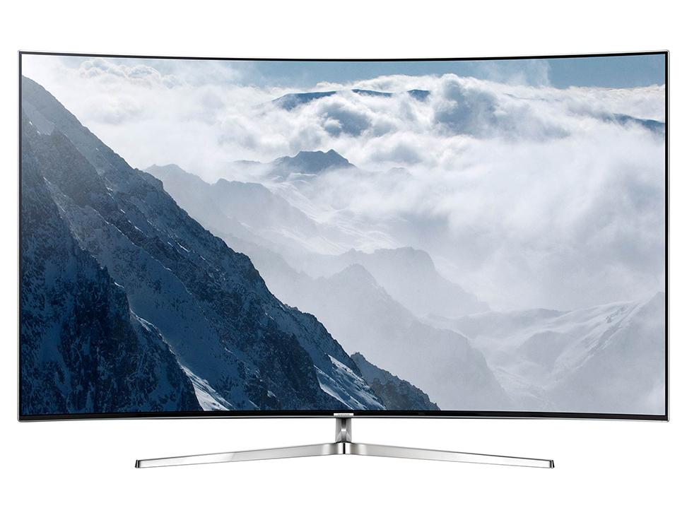Liverpool Online Venta Nocturna: SAMSUNG UN55KS9000FXZX 55 PULGADAS PANTALLA LED SMART TV CURVA SUHD a $28,999