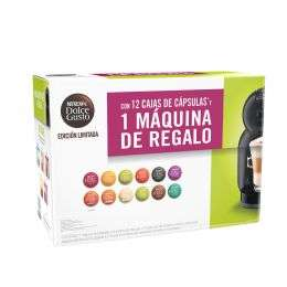 Sears: Cafetera Dolce Gusto Minime (automática) con 12 cajas de capsulas a $979 ($881 con revolvente)