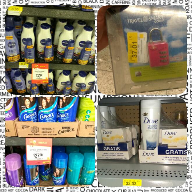 Walmart Acueducto: Varias promociones