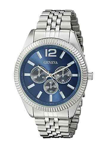 Amazon: Reloj geneva (básico) $118.22