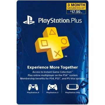 play-asia.com: PS Plus 3 Meses
