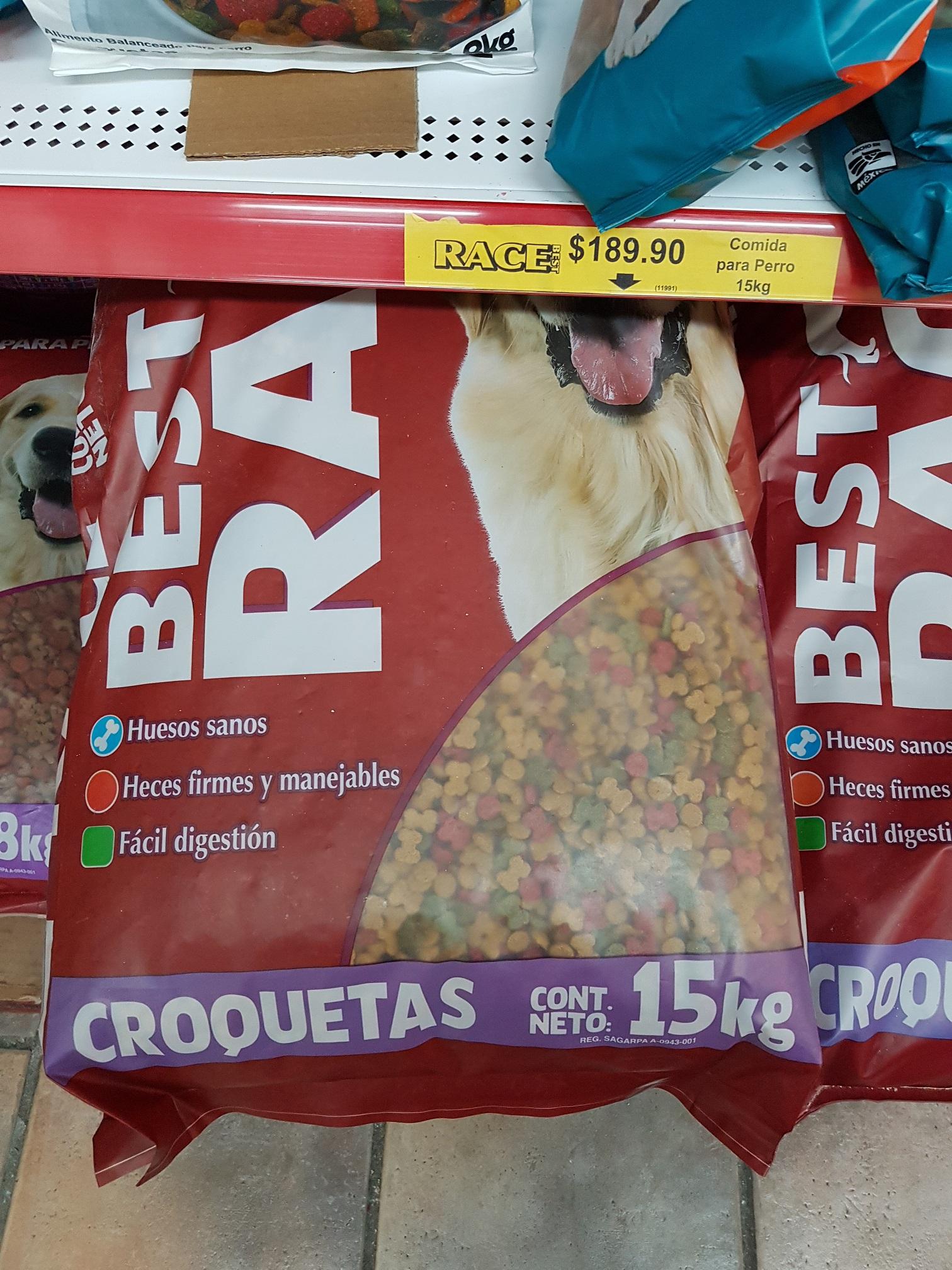 Tienda Tres B: Alimento para Perros 15kg 189.90