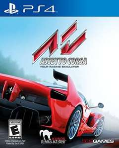 Amazon: Asseto Corsa PS4 (enviado por Amazon EU)
