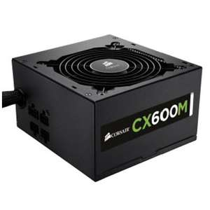 Dimercom: Fuente de poder modular Corsair CX600M a $990 ($1,990 en Amazon)